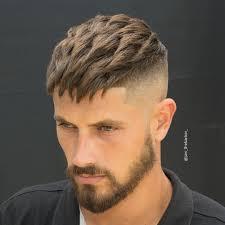 even hair cuts vs textured hair cuts 100 cool short haircuts for men 2018 update