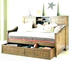 twin daybed with storage white daybed twin single storage with