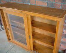 Bookcases With Sliding Glass Doors Bush Stanford Glass Door Bookcase Audio Rack From Hayneedle