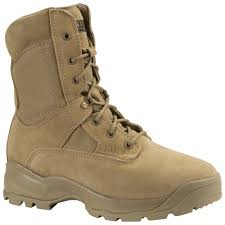 s zip boots 5 11 tactical atac 8 side zip coyote s boots footwear