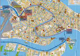 Livorno Italy Map by Venice Map