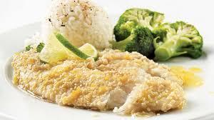 cuisiner poisson blanc tilapia au sésame et au gingembre recettes iga poisson miel