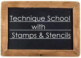 Challenge Technique Sts And Stencils Technique School