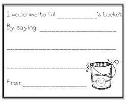 bucket filling coloring pages 31 best bucket fillers images on pinterest bucket fillers