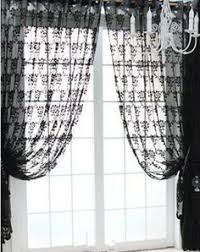 Lace Curtains Amazon As An Inner Panel Between The 2 Velvet Curtains Amazon Com 2pcs