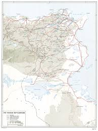 Map Of North West Usa by Hyperwar Us Army In Wwii Northwest Africa Seizing The