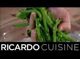 cuisine blanchir comment blanchir des légumes ricardo cuisine