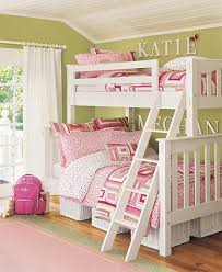 Pottery Barn Fayetteville Ar Shared Girls U0027 Bedrooms Creative Outpour