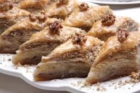 recette de cuisine turque baklavas à la turque recettes de cuisine turque