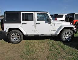 used jeep wrangler top 2013 used jeep wrangler unlimited 4x4 heated seats 6spd