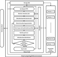 toward a web based real time radiation treatment planning system