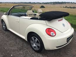 convertible volkswagen beetle used used vw beetle for sale essex