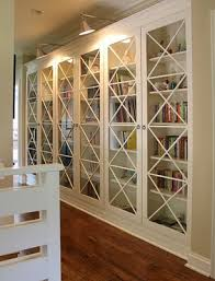 Glass Enclosed Bookcases 15 Inspiring Bookcases With Glass Doors For Your Home Ikea Billy