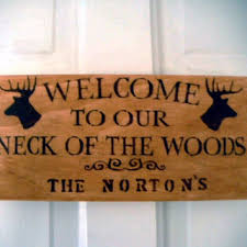 Personalized Signs For Home Decorating Shop Lake House Signs On Wanelo