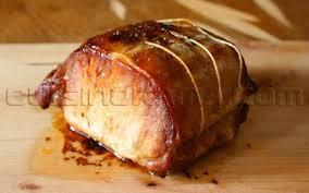 cuisiner un roti de porc au four recette rôti de porc au four pas chère et instantané cuisinorama
