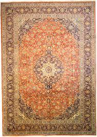 Kashan Persian Rugs by Rust Red 9 U0027 9 X 13 U0027 9 Kashan Persian Rug Persian Rugs Esalerugs