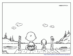 thanksgiving coloring pages peanuts 304074