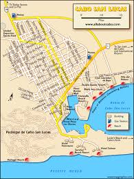 map cabo mexico cabo san lucas cruise port guide cruiseportwiki