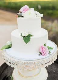 simple white wedding cake johnson wedding pinterest simple