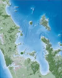 Map New Zealand New Zealand Bathymetry Niwa
