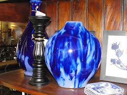 Blue Vase Story Celebrate The Winter Blues Nell Hills