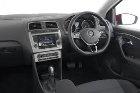 volkswagen tdi interior new facelift volkswagen polo driven www in4ride net
