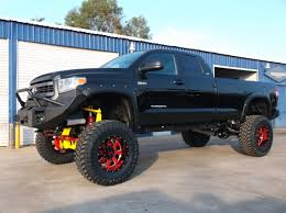 toyota lifted 2007 2015 toyota tundra 10 u2033 12 u201d lift kit bulletproof suspension