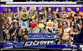 themes for android wwe wwe smackdown roster chrome web store
