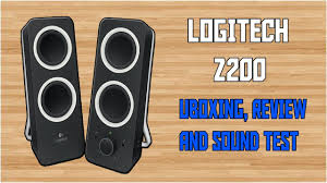 best affordable home theater system logitech z200 multimedia speakers unboxing and sound test best