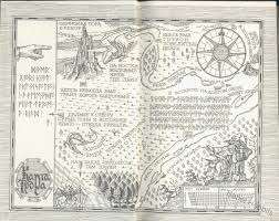 The Hobbit Map Hobbit Week 8 Tolkien Inspired Coloring Books And Free
