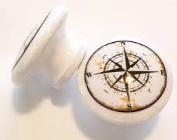 Nautical Kitchen Cabinet Hardware by Nautical Knob Etsy