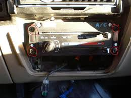 how to remove 1991 1994 dash with lots of pics ford explorer