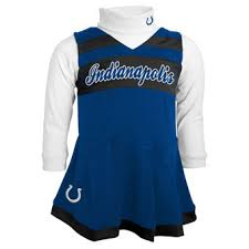 Colts Cheerleader Halloween Costume Indianapolis Colts Halloween Football Costumes Colts Cheerleading