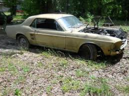 1967 mustang shell for sale rusting mustangs