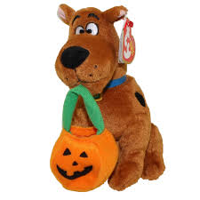 ty beanie baby scooby doo the dog halloween version walgreens