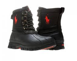 polo ralph lauren crestwick men u0027s winter boots sneakers4u com