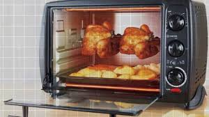 Welbilt Convection Toaster Oven Rotisserie Oven Youtube