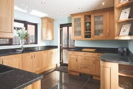 Solid Wood Kitchen Furniture Sunny How To Make Oak Kitchen Cabinets Look Modern