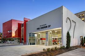 style has substance at dallas u0027 new fire stations
