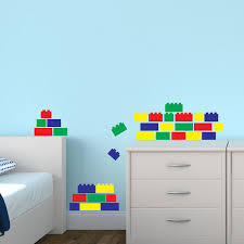 Lego Furniture For Kids Rooms by Kids Room Design Surprising Lego Wall Decals For Kids Rooms Desi