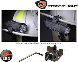 Streamlight Hard Hat Light Streamlight Vantage 180 Degree Helmet Right Angle Light