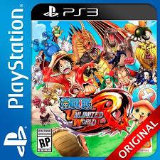 imagenes juegos anime juegos de anime ps3 one piece ps3 digital oferta unica 165