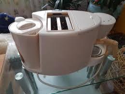 Kombi Toaster Achtung Kaffeemaschine Wasserkocher Toaster Kombi
