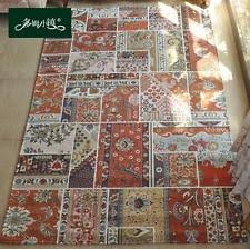 Arts And Crafts Area Rugs Orange Arts And Crafts Mission Style Area Rugs Ebay