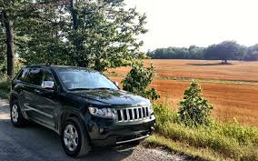 overland jeep cherokee 2011 jeep grand cherokee overland 4x4 four seasons update