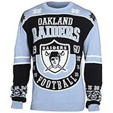 raiders light up christmas sweater nfl oakland raiders men s post game pleather jacket by g iii sports