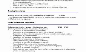 nursing assistant resume exles cna resume templates new cna resume sles templates