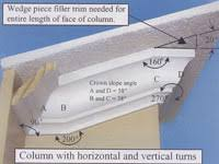 Crown Molding Vaulted Ceiling by Crown Molding Installation On Vaulted Ceilings