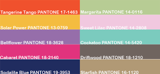 pantone color palettes pantone s spring 2012 color forecast for handmade jewelry artists