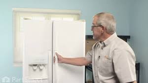 refrigerator maintenance replacing the water filter frigidaire